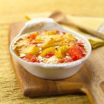 Warm Texas Citrus with Brown Sugar